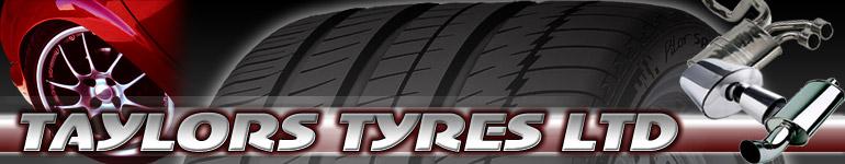 Taylors Tyres LTD Logo